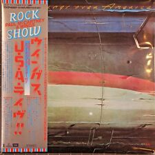 Paul McCartney Wings Over America Mini Lp CD Japan TOCP-65507