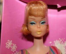 Beautiful Strawberry-Blonde American Girl Barbie MIB