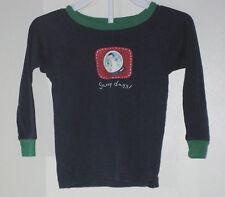 babyGAP Boys Size 12-18 Months Blue Snowy Days! Long Sleeve Shirt