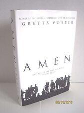 Amen: What Prayer Can Mean in a World Beyond Belief by Gretta Vosper