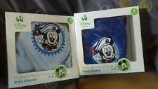 Tutina In Ciniglia neonato Topolino Disney Blu O Azzurra Tg 1 Mese O 6 Mesi
