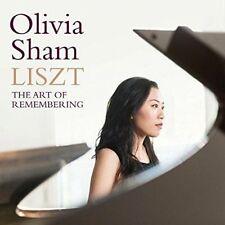 LISZT: THE ART OF REMEMBERING NEW CD
