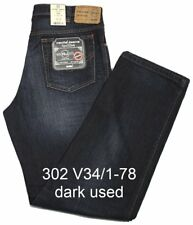 REVILS JEANS 302 V34/1-78 Stretch darkblue used Buffies bis W60 Top-Jeans