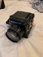 Mamiya 645 Pro TL MINT FINDER 120 Medium Format Film Camera