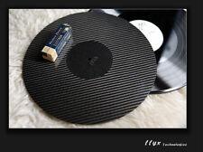 FFYX carbon fiber LP mat for turntables