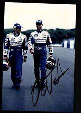 Heinz-Harald Frentzen Foto Original Signiert Formel 1 +G 18612