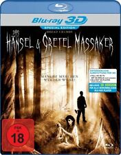 Das Hänsel & Gretel Massaker - Bread Crumbs- Real 3D Dan Shaked, Marianne Hagan