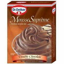 Dr. Oetker Double Chocolate Mousse Supreme