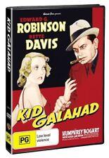 Kid Galahad - Bette Davis - New & Sealed Region 4 DVD - FREE POST