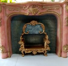 1.12 Scale dolls house fireplace.