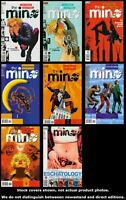 Minx, The 1 2 3 4 5 6 7 8 Complete Set Run Lot 1-8 VF/NM