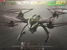 ALTITUDE STEALTHBLAZER DRONE W/ HD CAMERA FOR PICTURES & VIDEO 360° 3D FLIPS