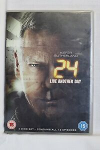 24 Live Another Day - R 2 - Preowned  (D557)