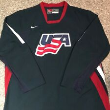 Team USA Nike XxL Jersey IIHF Hockey United States Jersey