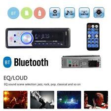 1020BT LCD Bluetooth Car Stereo Head Unit AUX MP3 Player In-dash Radio CD DVD
