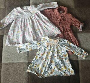 baby girl 6-9 months dress bundle next