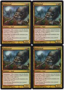 MTG 4X Immerwolf X4 Dark Ascension Magic - LP/NM