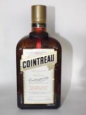 Cointreau Liqueur ORANGEN ungeöffnet 0,7L 40% Vintage alte Version