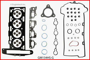 MLS Head Gasket Set  EngineTech  GM134HS-G  GM & Saturn  2.2L  Ecotec  07-08