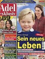 Adel exklusiv Zeitschrift