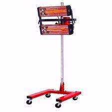 110V Baking Infrared Paint Curing Lamp 602 Heater Heating Light spray