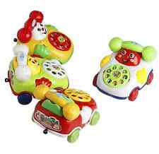 Baby Toys Music Cartoon Phone Educational Developmental Kids Child Toy Gift