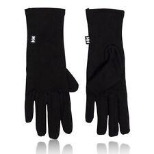Gants noirs pour cycliste Homme