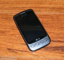 Lg Optimus S Ls670 - Gray (Sprint) Cdma Android Smartphone Only *Read*