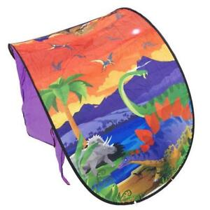 SENSORY BEDROOM JURASSIC BED POD AUTISM ASPERGES RELAXATION