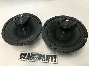 Harley Boom Audio 76000320 speakers pair