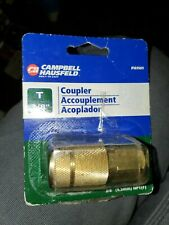 CAMPBELL HAUSFELD T 3/8 Coupler PA1141