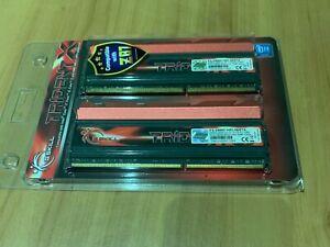 G.Skill F3-2400C10D-16GTX - GSKILL 16GB DDR3 2400 D/KIT Trident X
