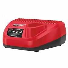 Milwaukee C12C 12v Li-ion Charger Home Use Only