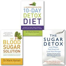 Dr Mark Hyman 3 Books Popular Medicine&Health Brooke Alpert Collection Paperback