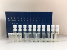 SALVATORE FERRAGAMO Acqua Essenziale Blu EDT 1.5ml / 0.05 oz Spray Vial x 10 PCS