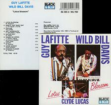 GUY LAFITTE - WILD BILL DAVIS  lotus blossom