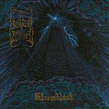 DIMMU BORGIR Stormblåst CD NIHIL12CD UK PDO WATERFALL BACK COVER