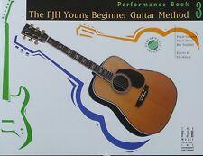The FJH Young Beginner Guitar Method - Performance Book 3