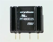 CRYDOM pf480d25 solid state relay 480V 25A ZERO TENSIONE Switching 4-15V ingresso CC