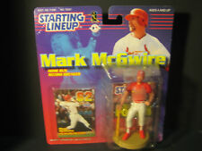 1999 Hasbro Starting Lineup Special Edition Mark McGwire Figure***Cardinals***