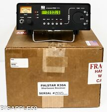 Palstar R30A Shortwave AM SSB CW Receiver W/ Collins Filters *Mediumwave DX Unit