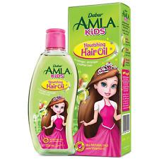 Dabur 200ml Amla Kids Hair Oil Nourishing Long Strong Hair USA SELLER FAST SHIP