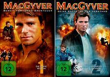 MacGyver - Die komplette 1. + 2. Staffel (Richard Dean Anderson)       DVD   502