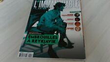 magazine BD L'IMMANQUABLE revue N°51 avril 2015 parfait etat-port gratuit!
