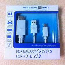 Micro USB MHL To HDMI 1080P HDTV Adapter Cable For Samsung Galaxy S5 I9600 G900