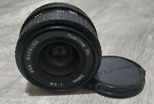 TOKINA EL 28mm f 2.8 LENS, MINOLTA MD Camera Mount SN8403132