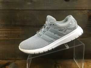 Adidas Energy Cloud Mens Grey Running Casual Shoes BB2699 Men Size 8.5 Excellent