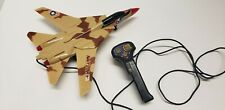 Goldlok Toys Tomcat Fighter Jet with Wired Remote Control RC