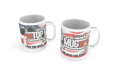Top Gun TOP MUG With YOUR NAME and DRINK 80's Funny Nostalgic