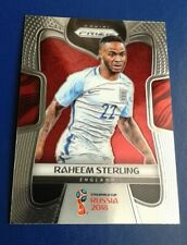 Raheem Sterling - England 2018 Panini Prizm World Cup #73 Manchester City